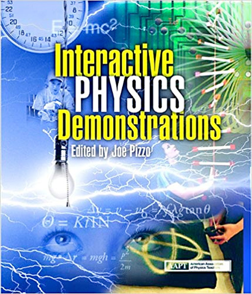 Image 0 of Interactive Physics Demonstrations: A Collection of Deck the Halls Columns and O