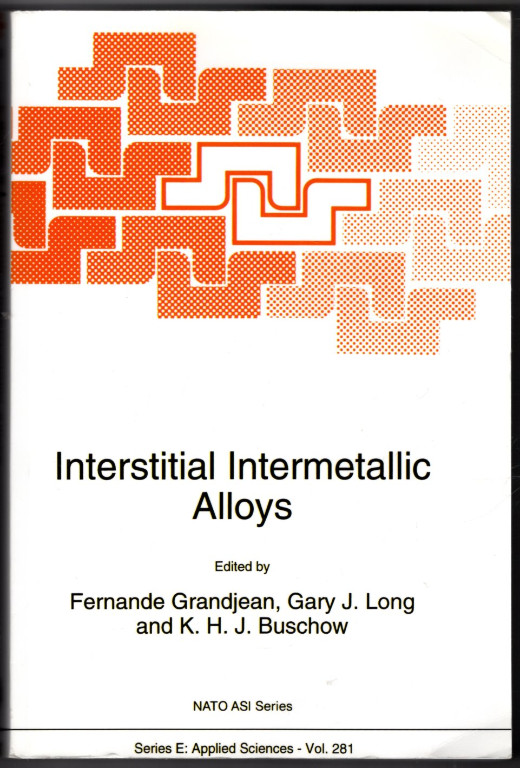 Image 0 of Interstitial Intermetallic Alloys (Nato Science Series E:)
