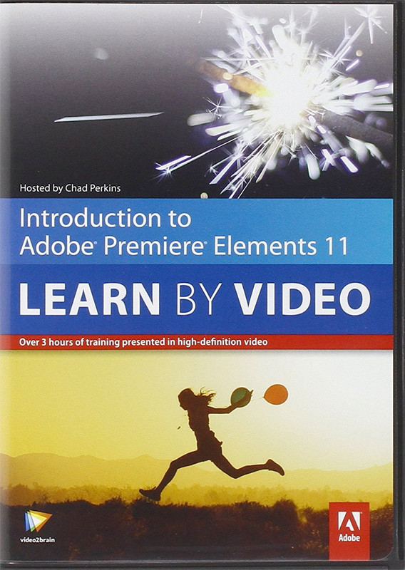 Image 0 of Introduction to Adobe Premiere Elements 11: Learn by Video