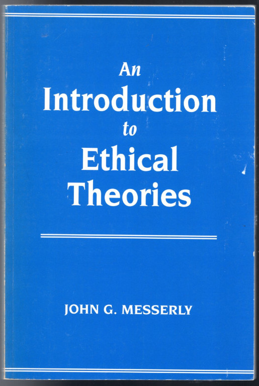Image 0 of An Introduction to Ethical Theories