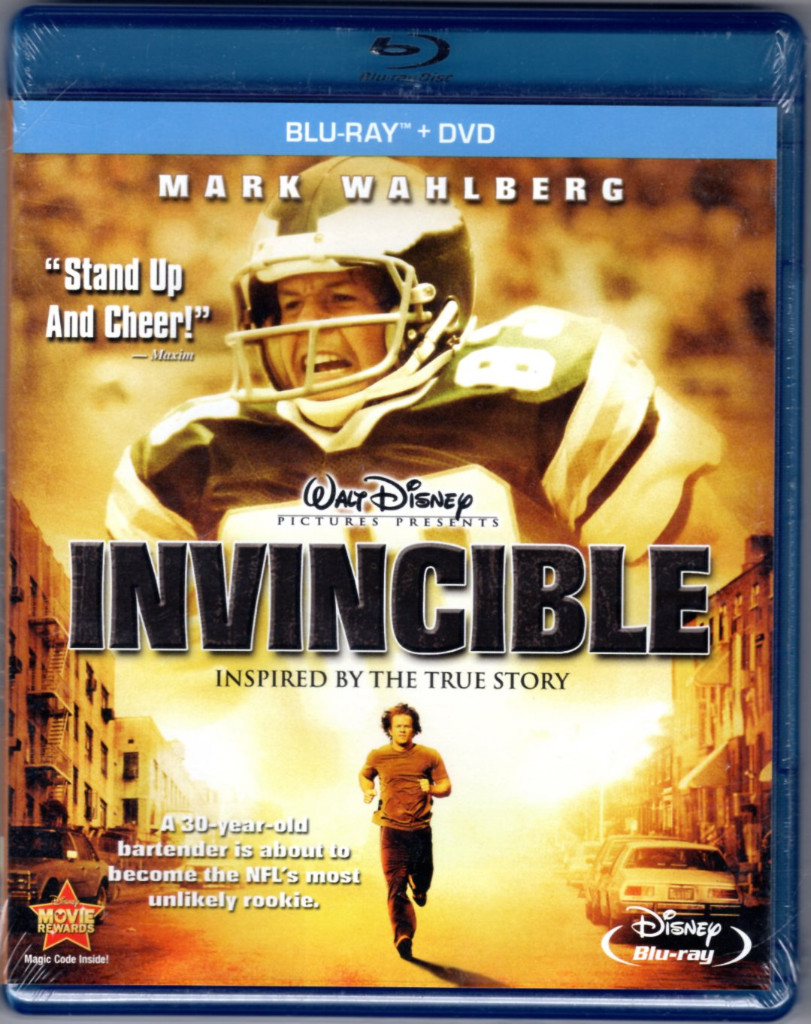 Image 0 of Invincible [Blu-ray]