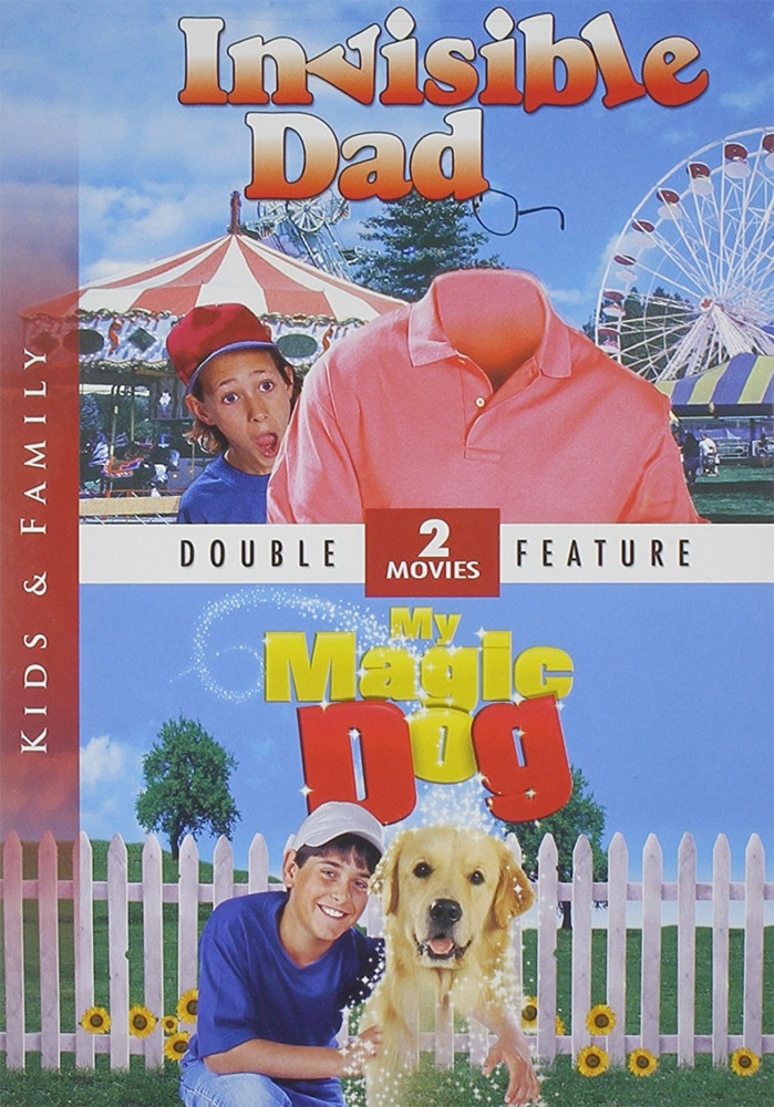 Image 0 of Invisible Dad/My Magic Dog