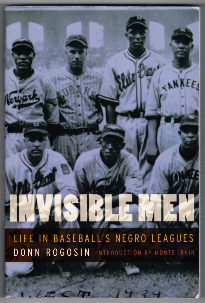 Image 0 of Invisible Men: Life in Baseball's Negro Leagues