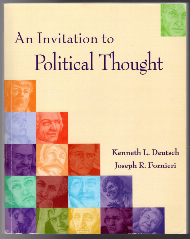 Image 0 of An Invitation to Political Thought