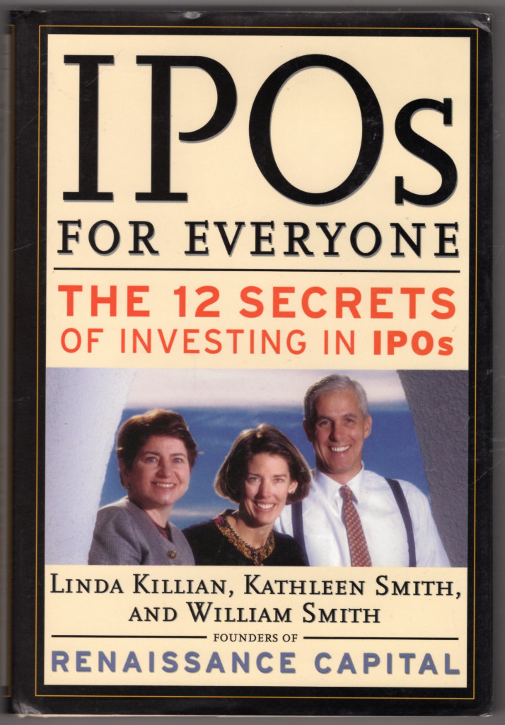 Image 0 of IPOs for Everyone: The 12 Secrets of Investing in IPOs