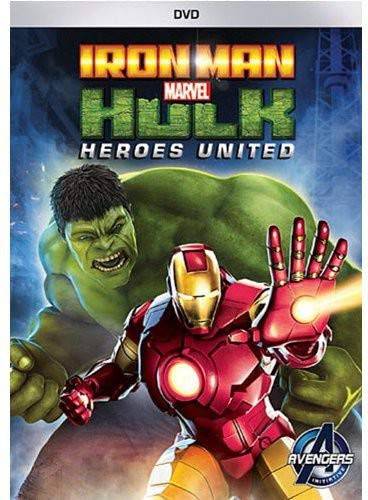 Image 0 of Iron Man and Hulk: Heroes United