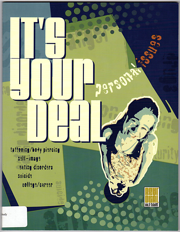 Image 0 of Real Deal: It's Your Deal (Real Deal Bible Studies)