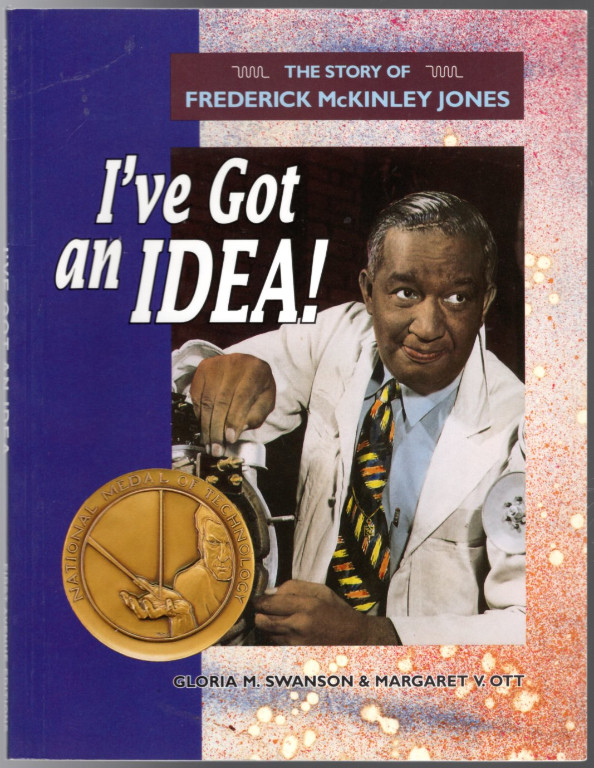 Image 0 of I've Got an Idea!: The Story of Frederick McKinley Jones
