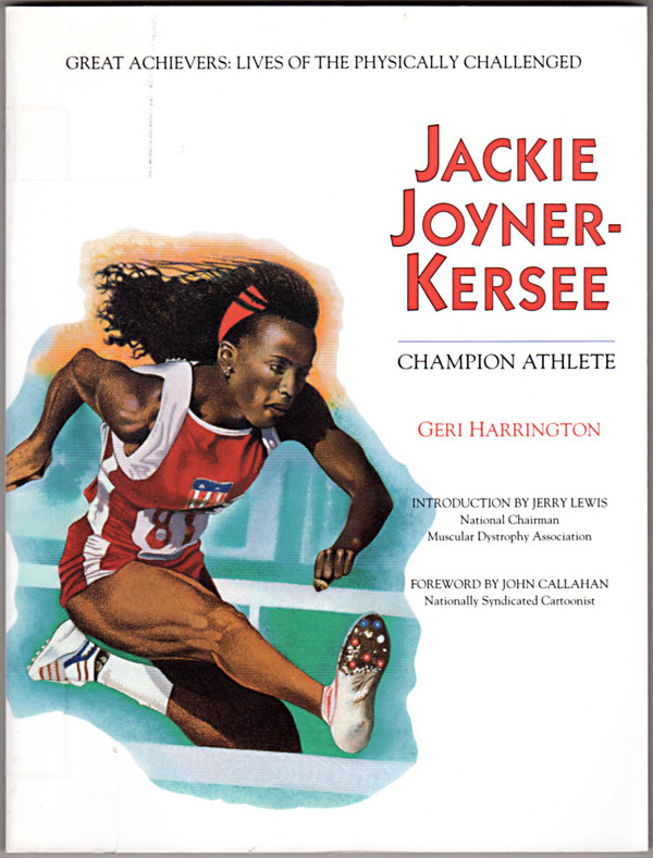 Image 0 of Jackie Joyner Kersee (Great Achievers - Lives of the Physically Challenged)