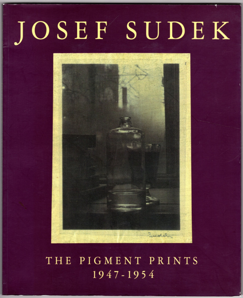 Image 0 of Josef Sudek: The Pigment Prints, 1947-1954