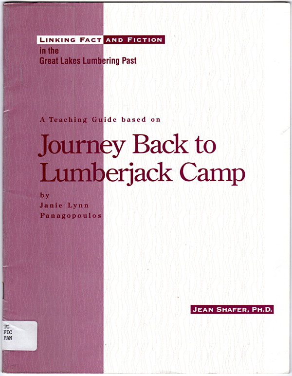 Image 0 of Journey Back to Lumberjack Camp (Teaching Guide)