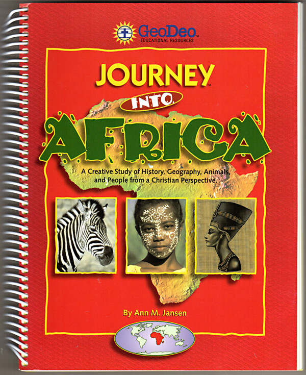 Image 0 of Journey Into Africa: A Creative Study of History, Geography, Animals, and People
