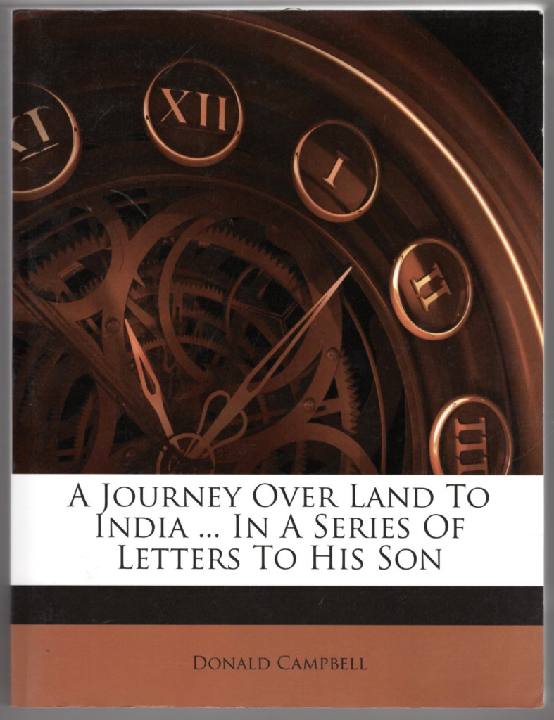 Image 0 of A Journey Over Land To India ... In A Series Of Letters To His Son