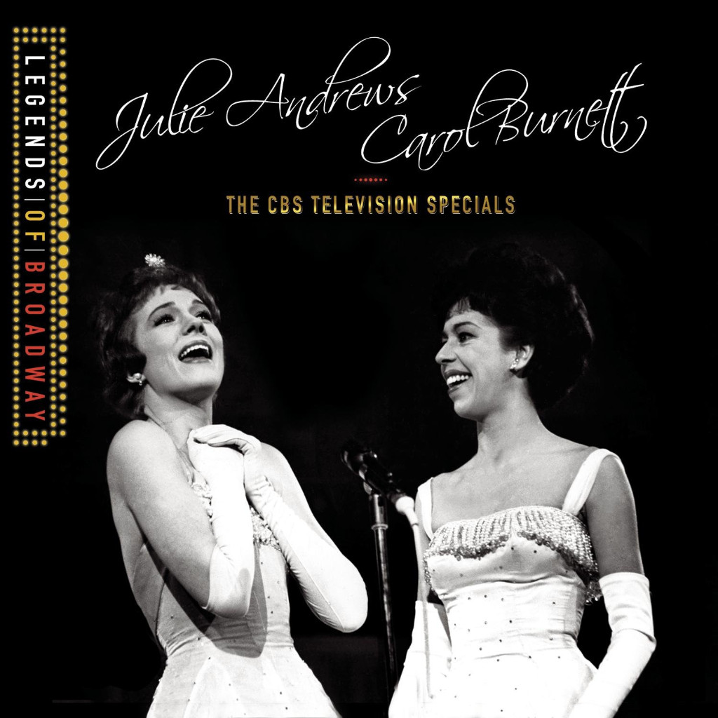 Image 0 of Julie Andrews and Carol Burnett: The CBS Television Specials