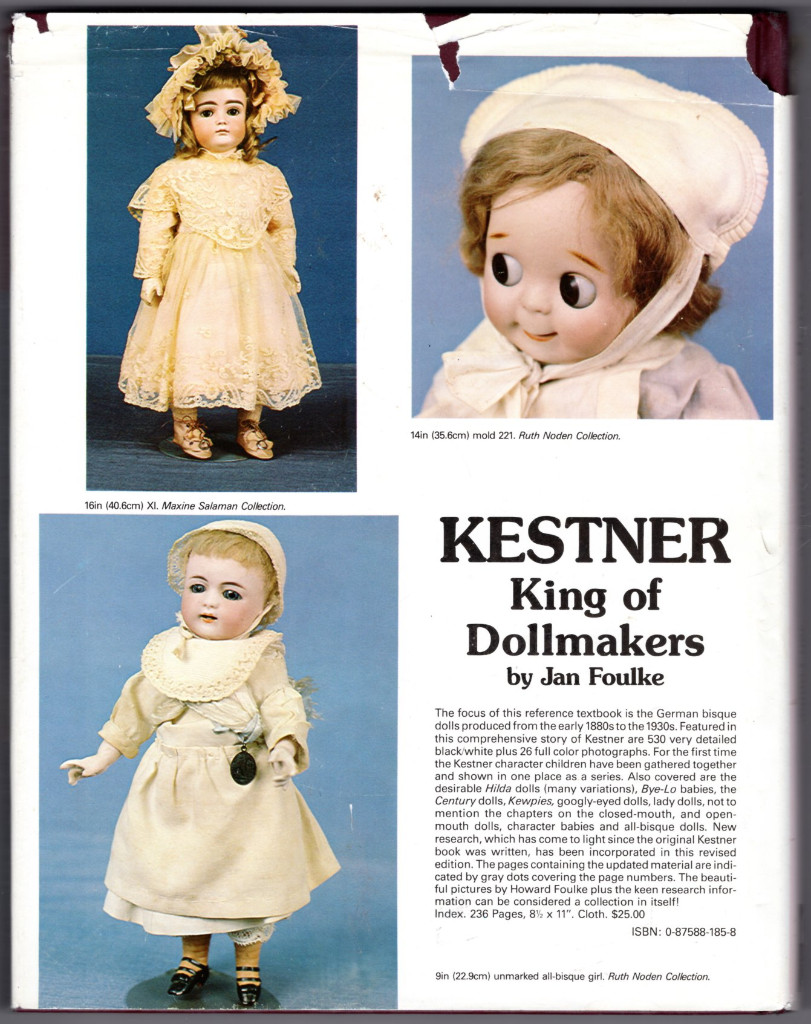 Image 1 of Kestner: King of Dollmakers