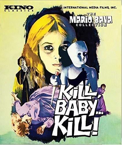Image 0 of Kill Baby Kill [Blu-ray]