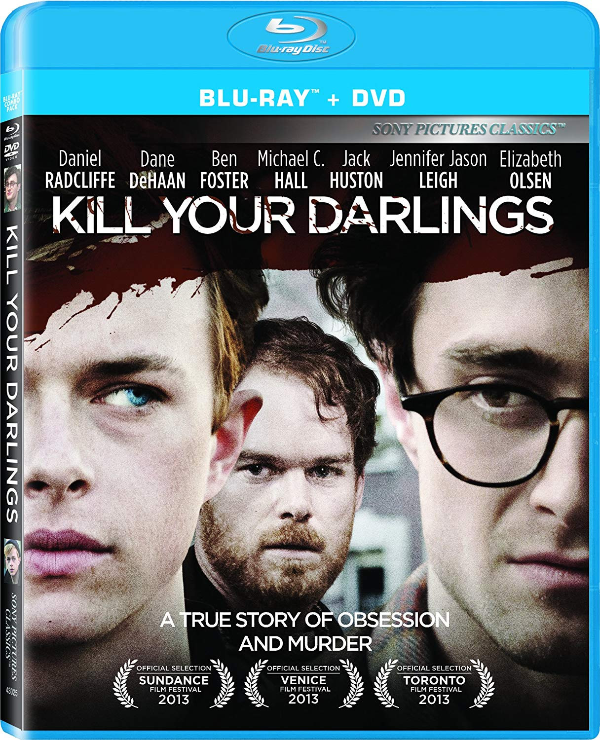 Image 0 of Kill Your Darlings [Blu-ray Disc ONLY]