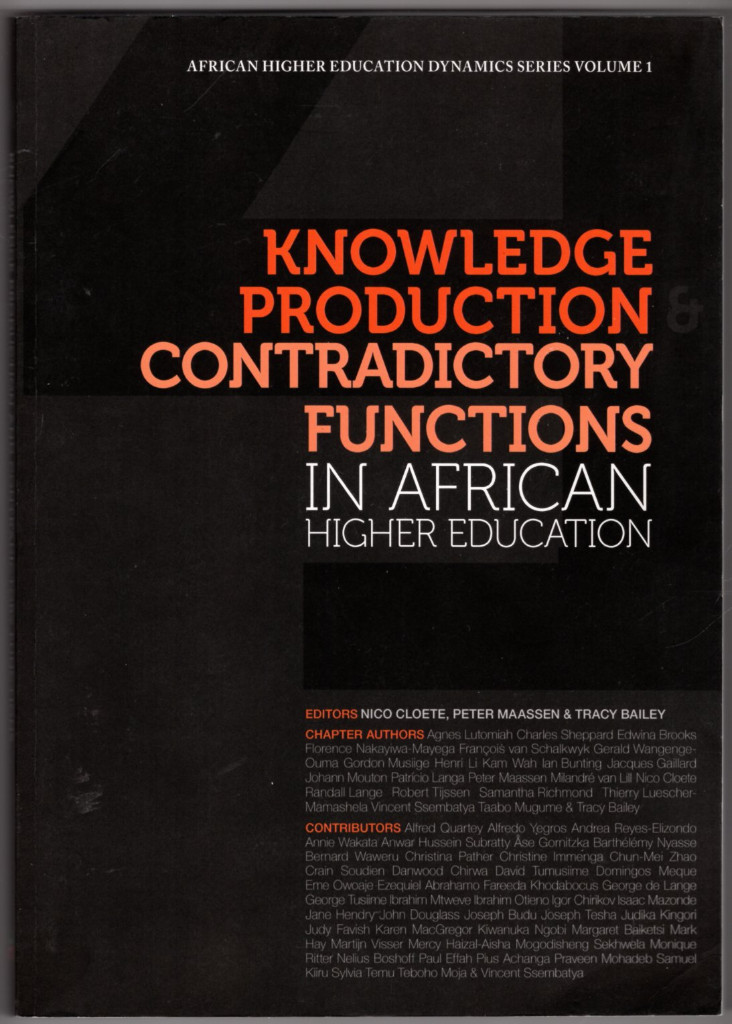 Image 0 of Knowledge Production and Contradictory Functions in African Higher Education