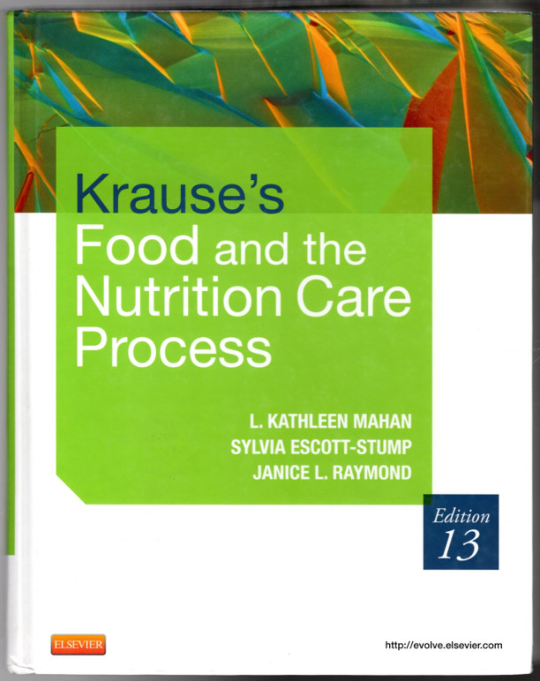 Image 0 of Krause's Food & the Nutrition Care Process
