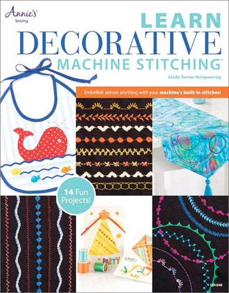 Image 0 of Learn Decorative Machine Stitching