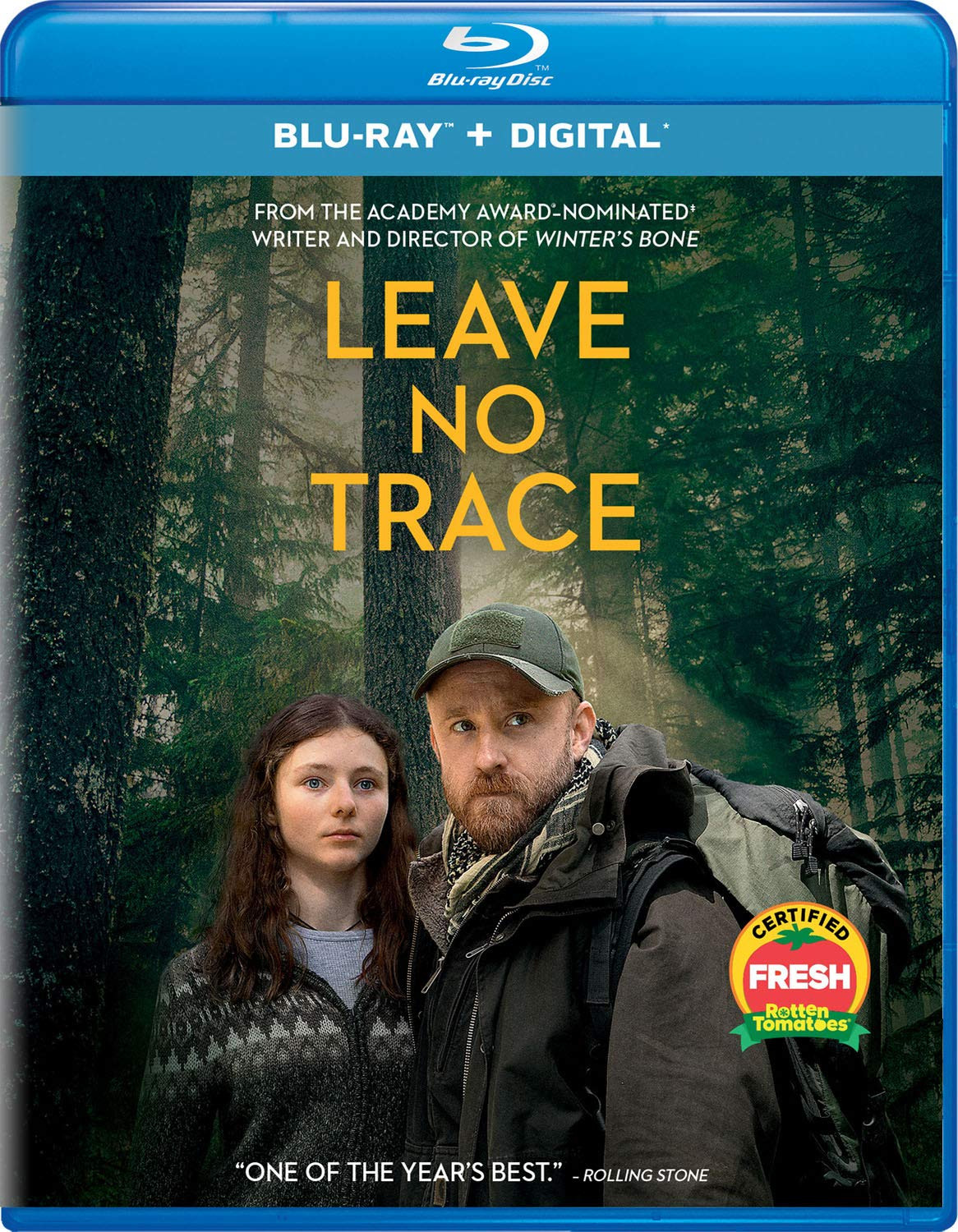 Image 0 of Leave No Trace [Blu-ray]