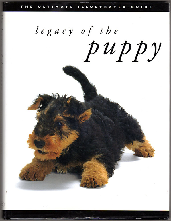 Image 0 of Legacy of the Puppy, the Ultimate Illustrated Guide