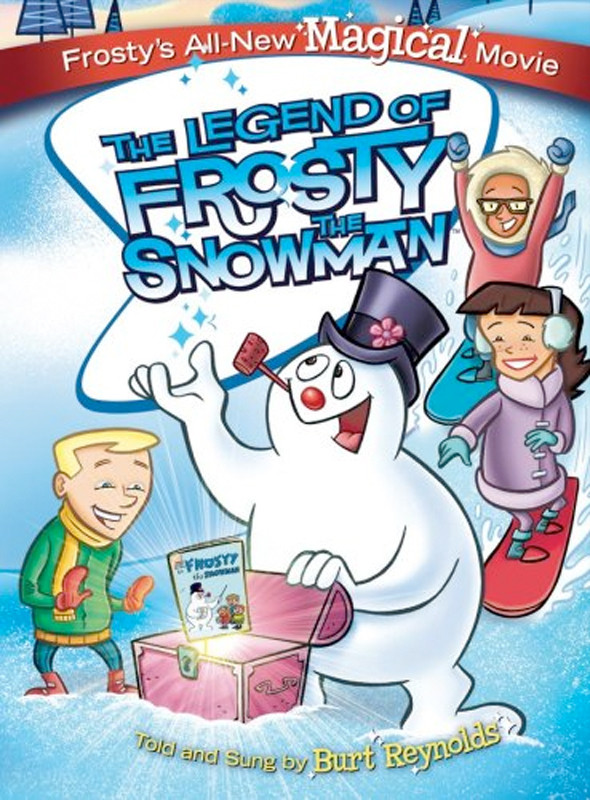 Image 0 of The Legend of Frosty the Snowman