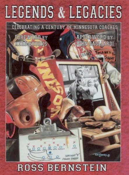 Image 0 of Legends & Legacies: Celebrating a Century of Minnesota Coaches