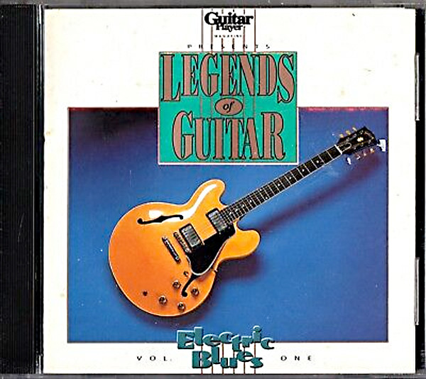 Image 0 of Legends of Guitar: Electric Blues, Vol. 1