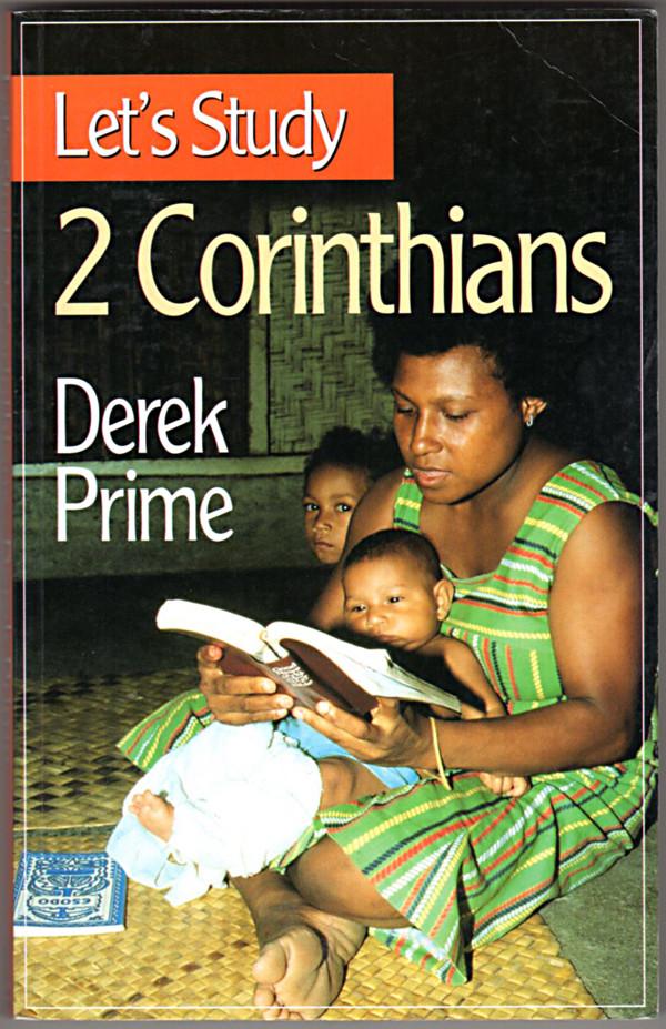 Image 0 of Let's Study 2 Corinthians