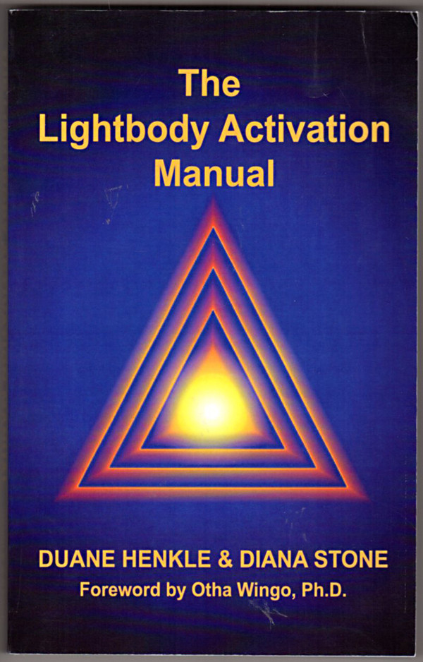 Image 0 of The Lightbody Activation Manual, Second Edition