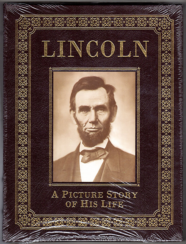 Image 0 of LINCOLN: A PICTURE STORY OF HIS LIFE
