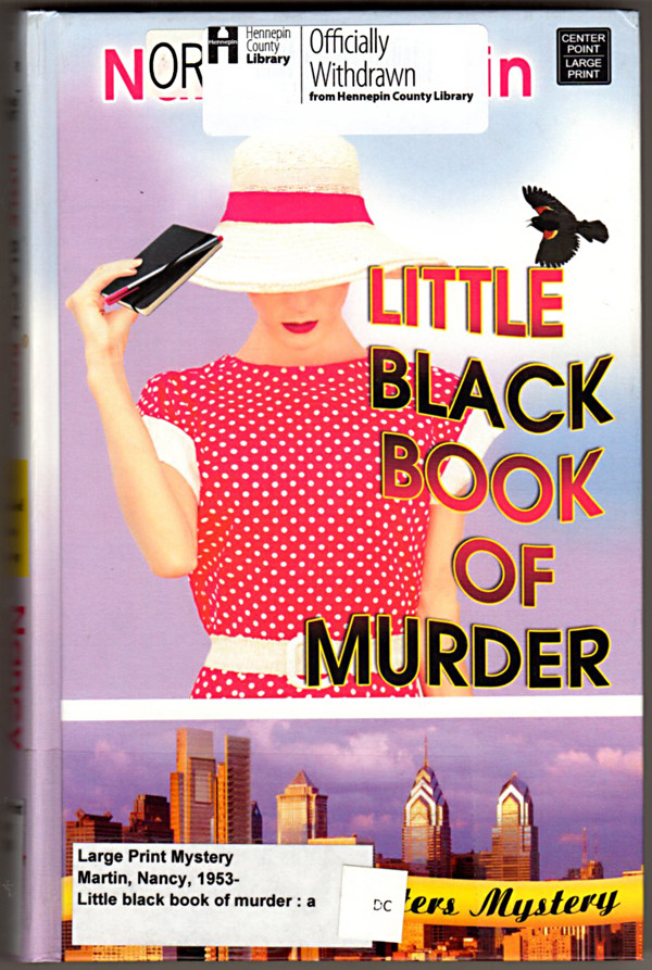 Image 0 of Little Black Book of Murder (Blackbird Sisters Mysteries)