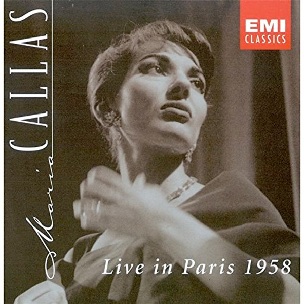 Image 0 of Live in Paris 1958