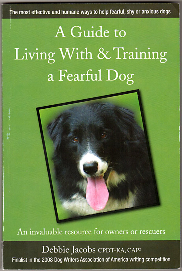 Image 0 of A Guide to Living with & Training a Fearful Dog