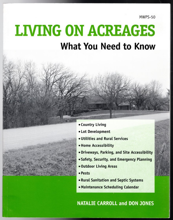 Image 0 of Living on Acreages - What Do you Need to Know
