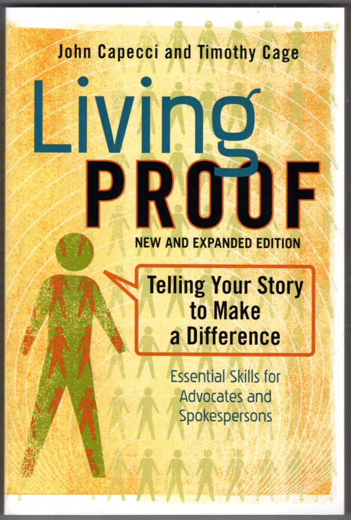 Image 0 of Living Proof: Telling Your Story to Make a Difference (Expanded)