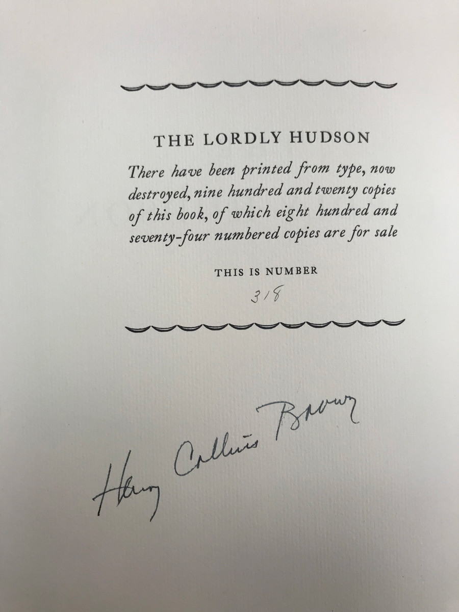 Image 4 of The Lordly Hudson