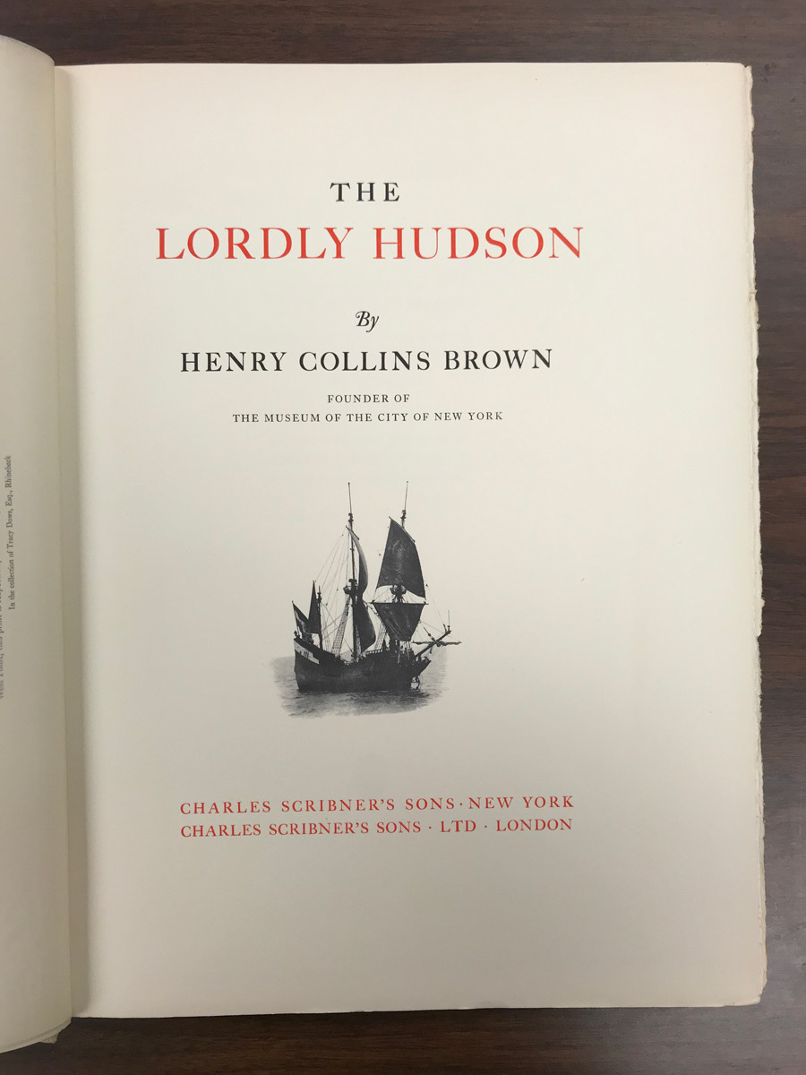 Image 5 of The Lordly Hudson