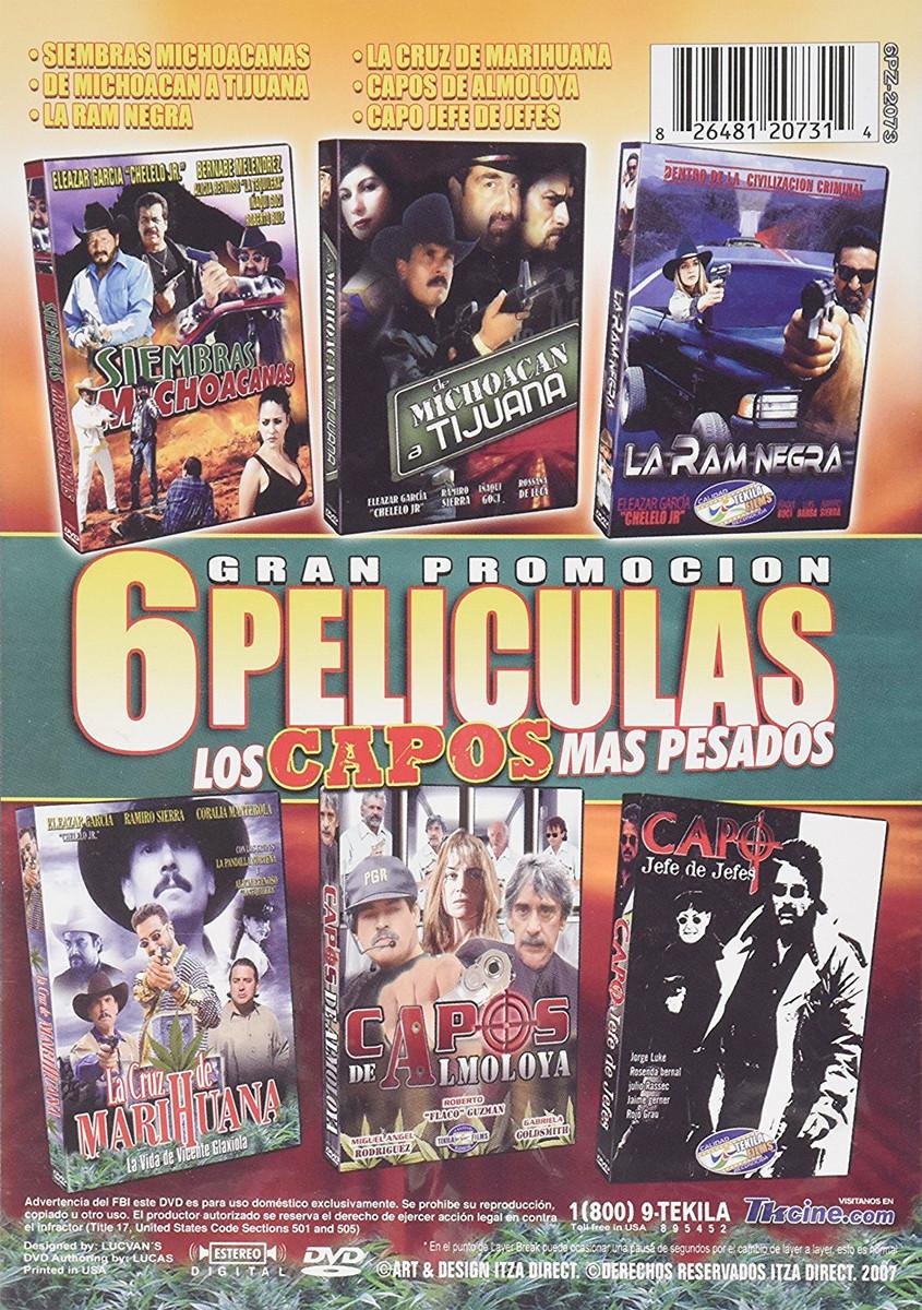 Image 1 of Los Capos Mas Pesados-V01