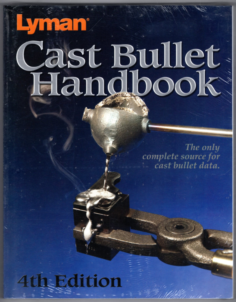 Image 0 of Lyman Cast Bullet Handbook 4Th Edition, Multiple, Model:9817004