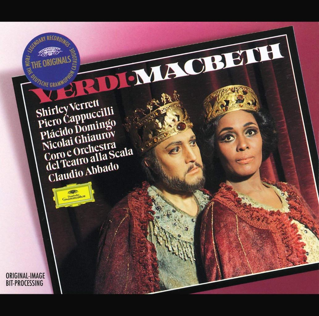 Image 0 of Macbeth (2 CD) (Originals)