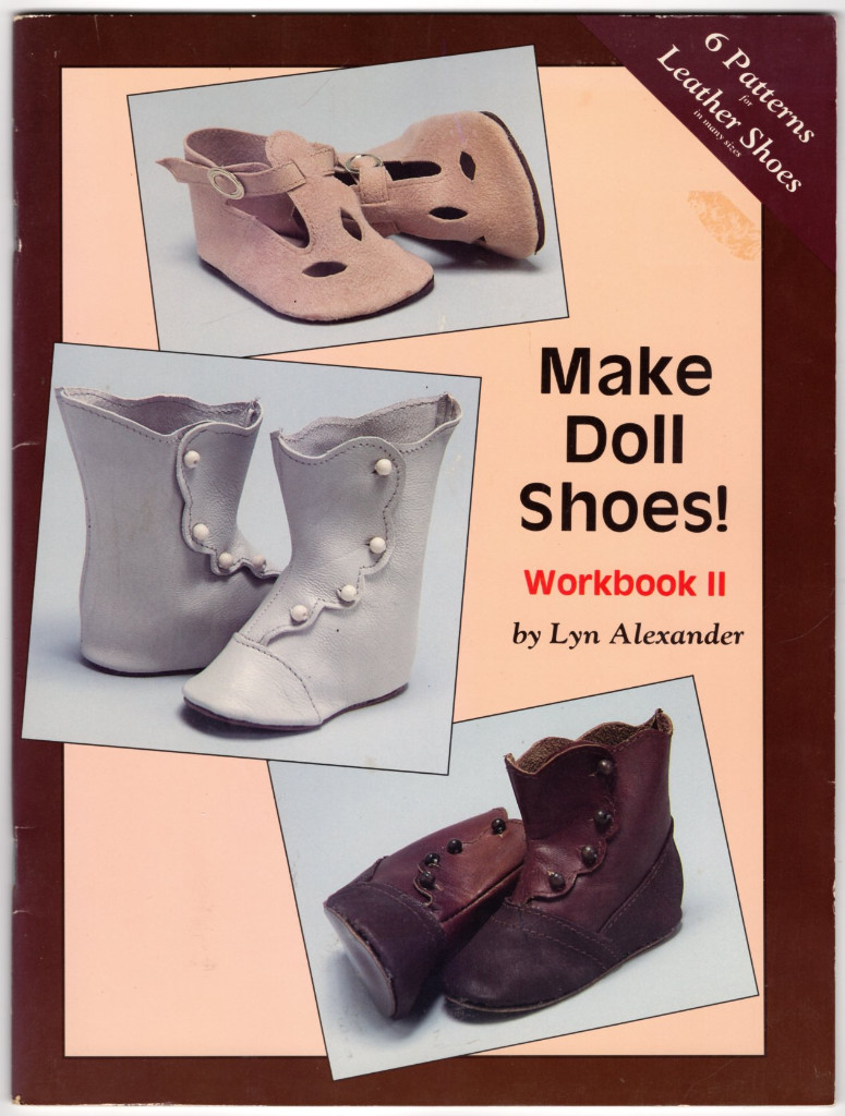 Image 0 of Make Doll Shoes!  Workbook II