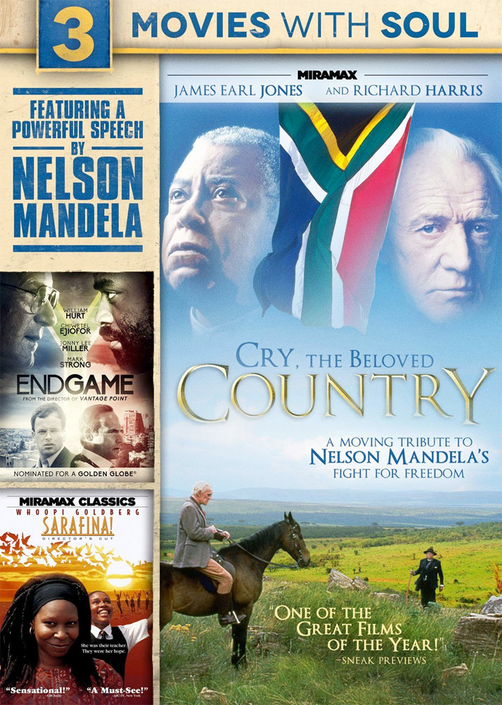 Image 0 of A Mandela Tribute: Cry, The Beloved Country / Sarafina / Endgame