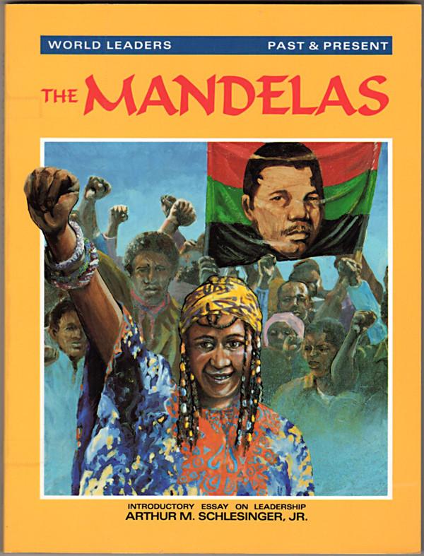 Image 0 of Nelson and Winnie Mandela: South African Leaders (Eyewitness Explorers)