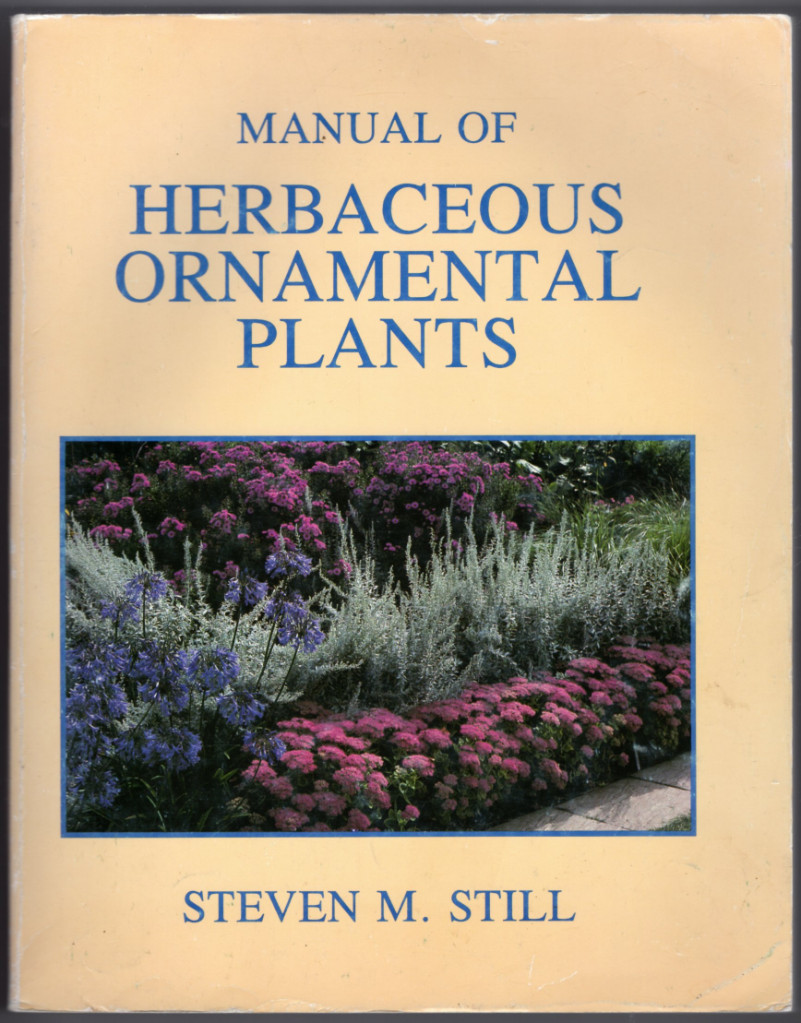 Image 0 of Manual of Herbaceous Ornamental Plants