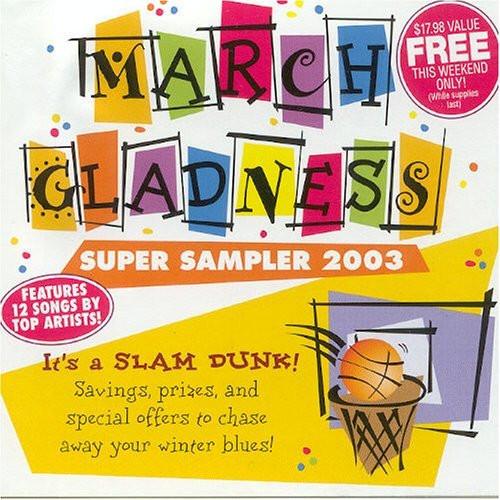 Image 0 of March Gladness: Super Sampler 2003