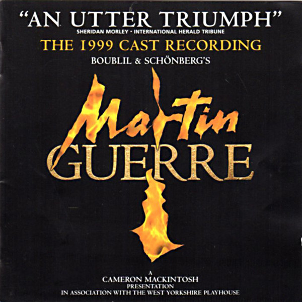 Image 0 of Martin Guerre-1999 Cast Recording
