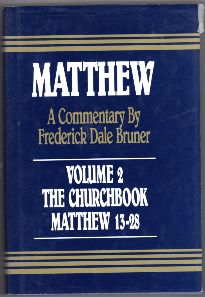 Image 0 of Matthew: The Churchbook Matthew 13-28