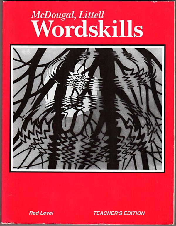 Image 0 of McDougal Littell Word Skills: Teacher Edition Grade 07